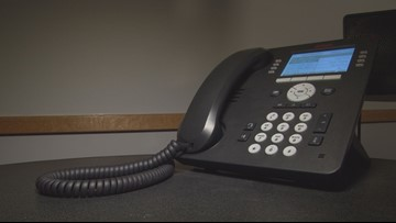 Some Lincoln County towns lose phone, internet service for hours