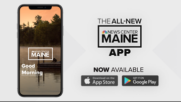 NEWS CENTER Maine has a new app, download it here