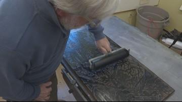 50 Years of print-making with Don Gorvett