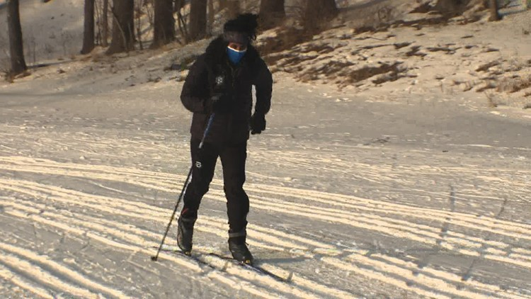 Portland Nordic wants you to get out and try cross-country skiing this winter