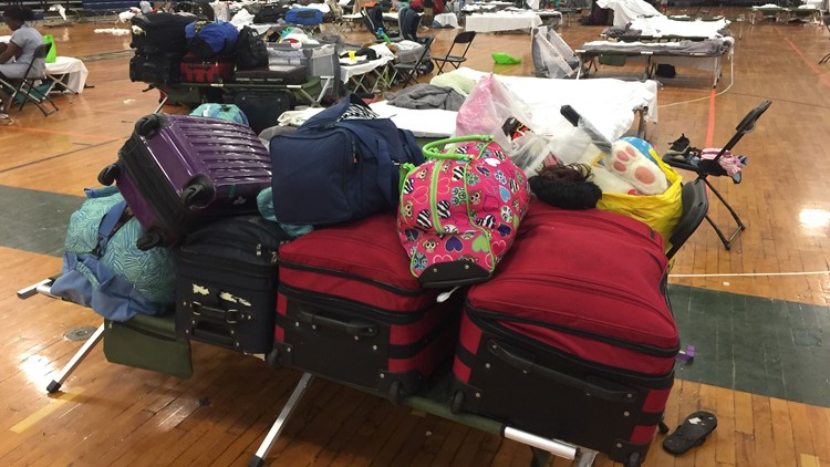 Asylum seekers moving out of Expo