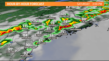 Strong storms this afternoon | Breton Blog