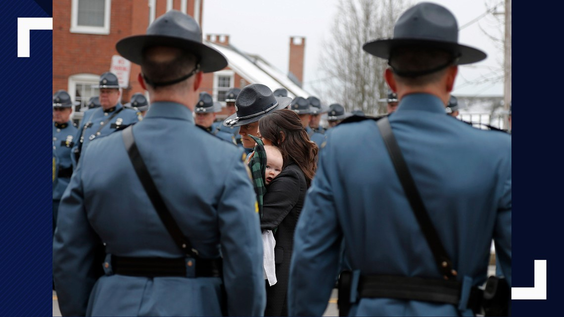 A final farewell: Maine says goodbye to Detective Benjamin Campbell