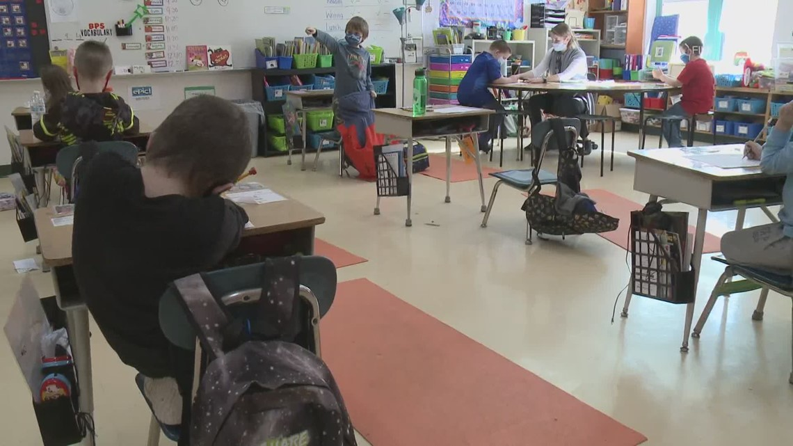 Maine legislator proposes bill allowing parents to decide if their child needs to repeat a grade