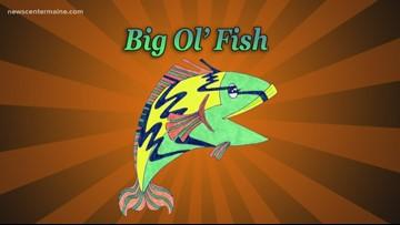 Big Ol' Fish 070619