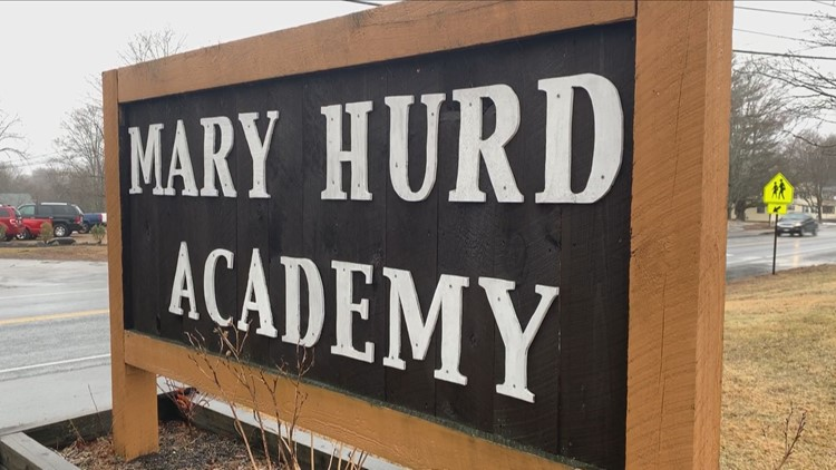 Student run backpack program in North Berwick at Mary Hurd Academy