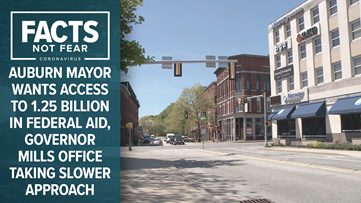 Mayors want a piece of 1.25 billion in federal coronavirus CARES Act funding