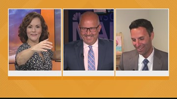 The Morning Report team missed each other...so they're sending some virtual love