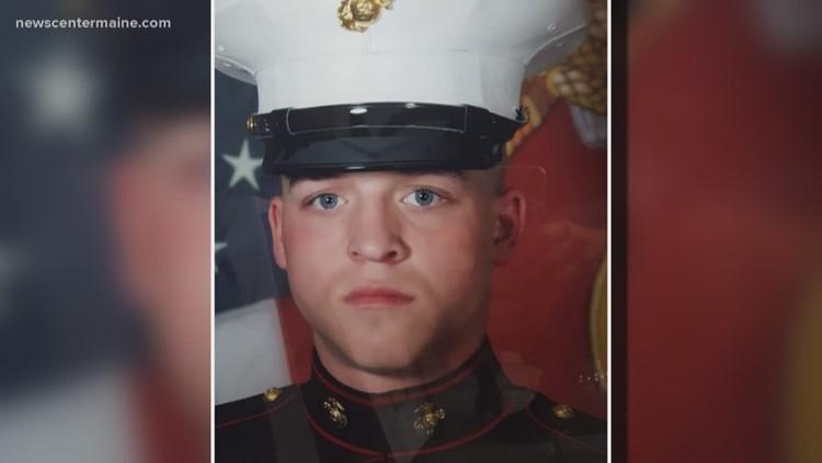 Maine marine killed in South Carolina
