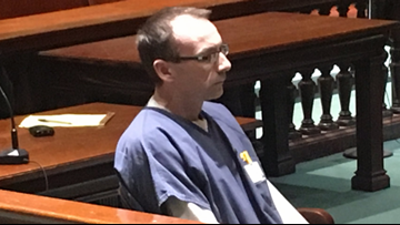 Former Christian school teacher pleads guilty to having sexual relationship with 15-year-old student
