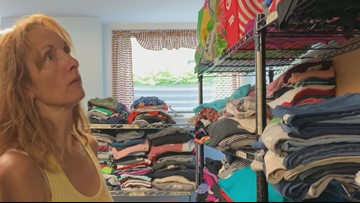Clothing resource helps Maine families in need get ready for back-to-school
