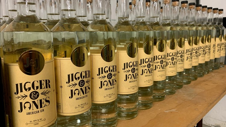 New Hermon distillery turns history into one-of-a-kind gin