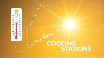 LIST: Maine, N.H. cooling stations for July 20-21 extreme heat