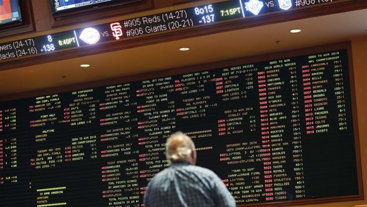 Debate on legalizing sports betting in Maine