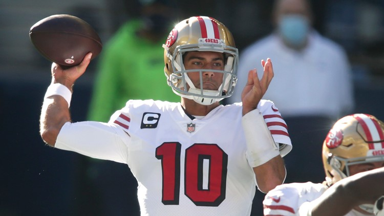 Is Jimmy G. coming back to Foxboro?
