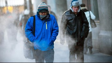 Temperatures dropping, but heating prices low in Maine