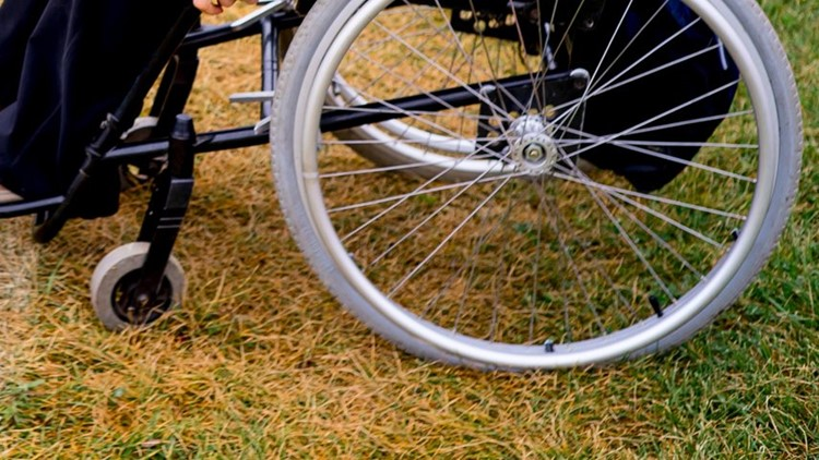 MPA reconsiders wheelchair athlete in cross-country race