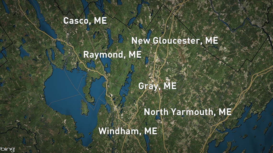 Homes Shake After Mysterious Noise In New Gloucester