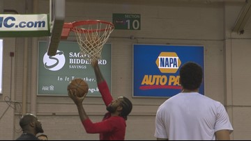 Red Claws still look to improve after setting scoring record