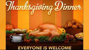Come to these Maine churches and get a free Thanksgiving dinner