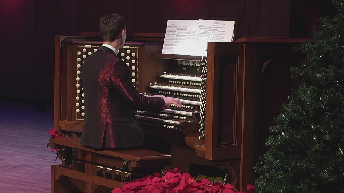 Watch James Kennerly's holiday show from home