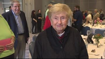 A Saco woman celebrates her 100th birthday