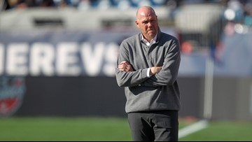 Two wins are too few to save Revolution coach's job