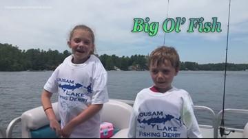 Big Ol' Fish 080319