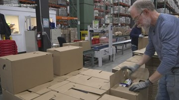 Good Shepard Food Bank steps up efforts in Maine