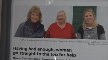 Three women with addiction-prone pasts open Millinocket recovery center