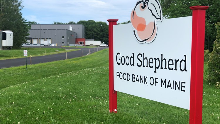 Good Shepherd gets a matching grant to help feed Mainers