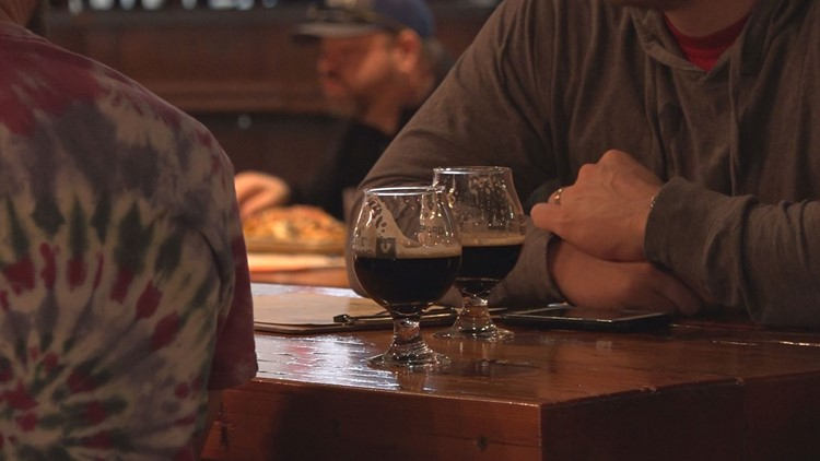 Maine Craft Brewers Supported By Federal Bill Signed Into Law Newscentermaine Com