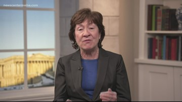 Susan Collins to vote to allow witnesses in trial