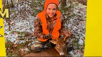 Whitefield Elementary School has big buck contest