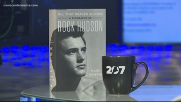 The Maine writer who found the real Rock Hudson.
