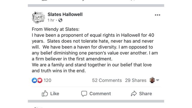 Slates-Hallowell