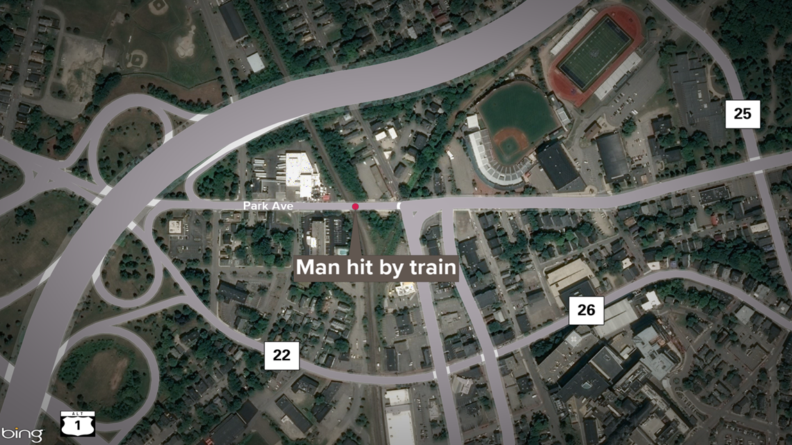 Man Hit And Killed By Train In Portland Police Say