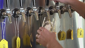 Breweries offering delivery and pick up orders