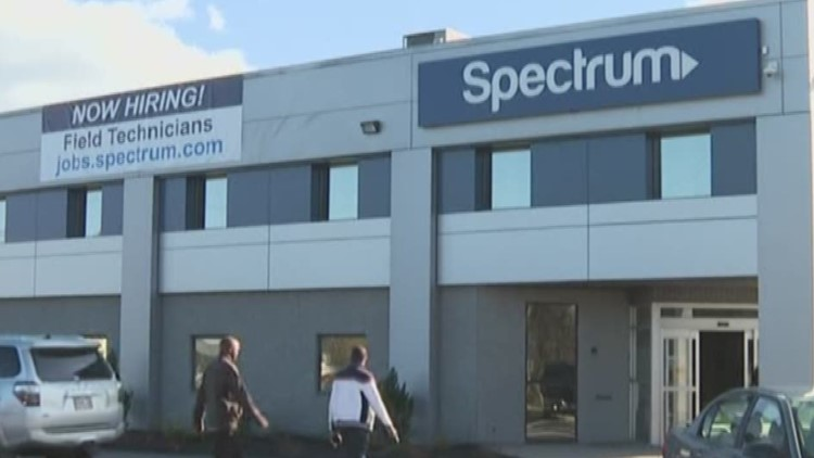 Spectrum service outage impacting nearly 3,000 Mainers, restored to most customers