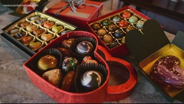 French Chocolates. Have we got your attention?