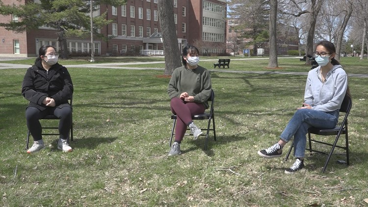 'It stuck with me throughout my life' | Asian-American students in Maine speak out against recent anti-Asian hate