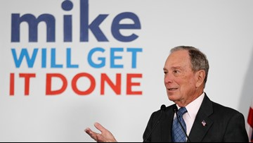 Maine Sec. of State says Presidential candidate Michael Bloomberg mailed Mainers inaccurate voter information