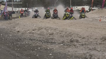 Outdoor Snocross event decides to proceed during coronavirus pandemic