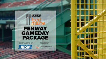Fenway gameday package: eBay auction
