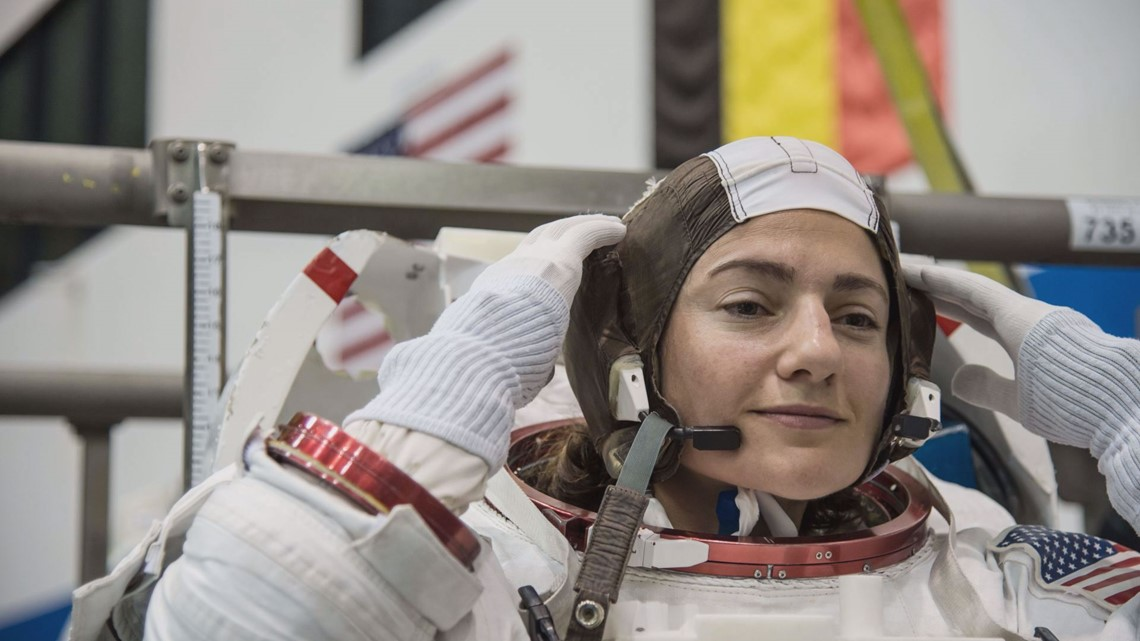Caribou woman to launch to International Space Station