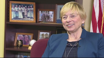 Janet Mills: Janet talks about getting advice from her siblings