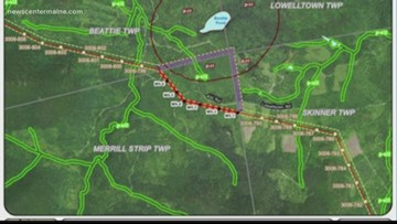 CMP shifts proposed corridor route