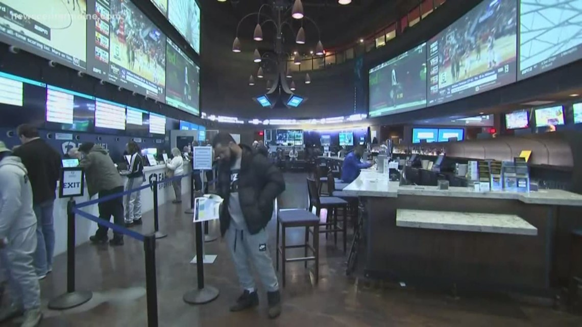 Maine House fails to overturn Gov. Mills' veto of sports betting bill