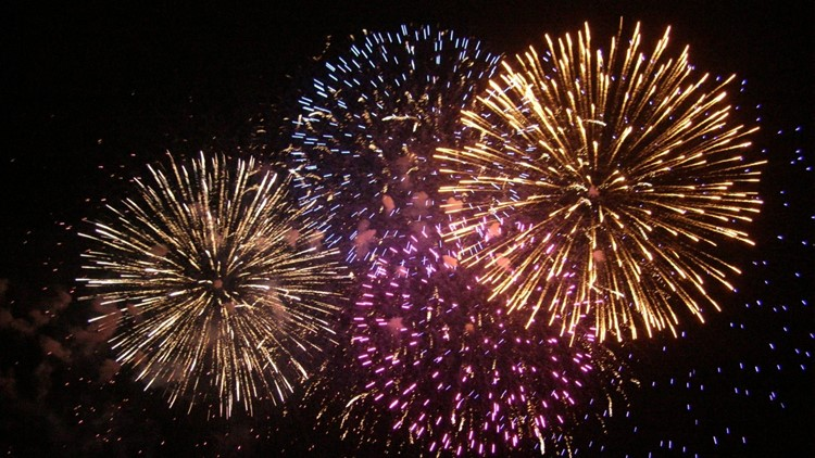 Back with a bang: Fireworks return this July in Lewiston and Auburn