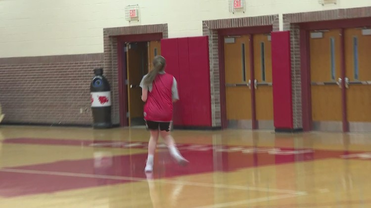 The Varsity Club: Maggie Whitmore, South Portland